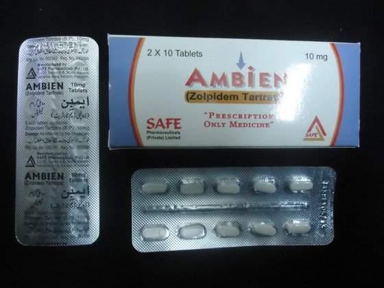 Buy Ambien 10mg pills online