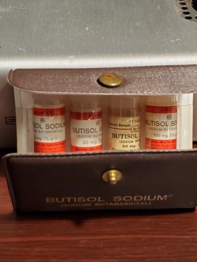 Buy Butabarbital Sodium 50 mg Tablets
