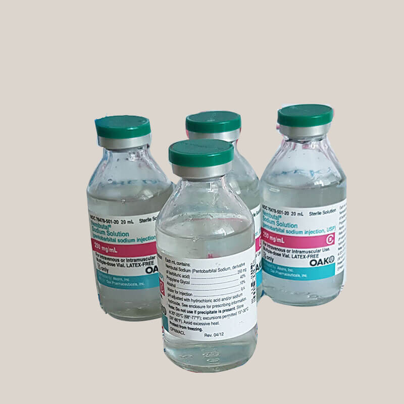 Buy Nembutal Sodium 250mg Oral Solution